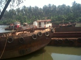 Self Propelled Barges / Mini Bulk Carriers