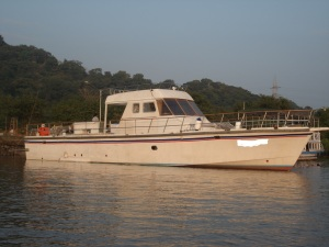Crew boat on charter / Hire