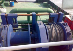 Winches of Tug