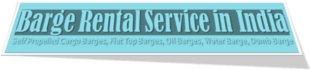 Barge Service in India